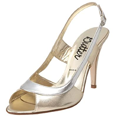 Butter ; Wedding Sandal in Calm Silver