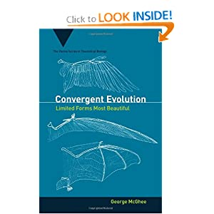 Convergent Evolution: Limited Forms Most Beautiful (Vienna Series in Theoretical Biology)