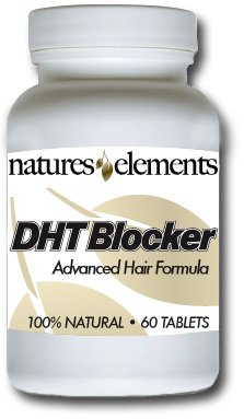 Dht Blocker For Hair Growth And Gray Hair - Unique Dht Blocking Vitamin And Herbal Formula For Hair Regrowth And Gray Hair - For Men And Women! - 600Mg Tablets - 1 Month Supply - Vegetarian Safe