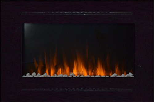 The Forte 40-inch Electric Recessed Fireplace by Touchstone