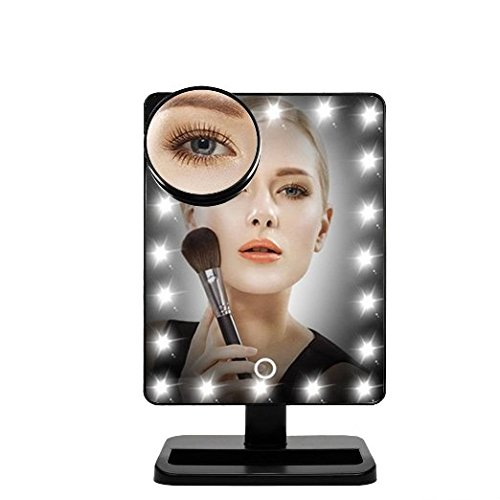 lmeison-touch-screen-20-led-lighted-makeup-mirror-with-removable-10x-magnifying-mirrors