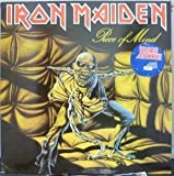 PIECE OF MIND LP (VINYL ALBUM) UK EMI 1983