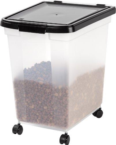 Iris nesting airtight pet food container extra large for Extra large dog food container