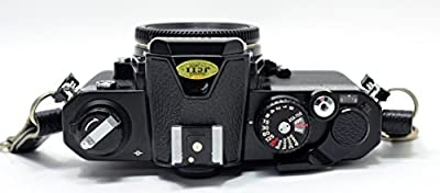 Nikon FM 2 Black Camera Body by Nikon