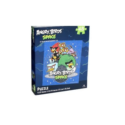 Angry Birds Space Puzzle 48pc - 1