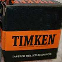 Timken HH437549 Tapered Roller Bearing, Single Cone, Standard Tolerance, Straight Bore, Steel, Inch, 6.5000