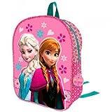 Mochila 3D Frozen Disney My sister My Hero 32cm