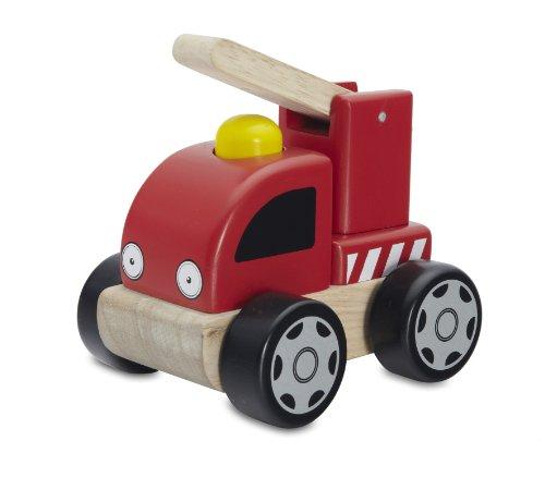 Wonderworld Baby Fire Engine front-1044899