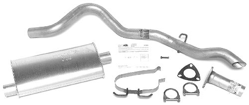 Dynomax 17366 Super Turbo Aluminized Steel Cat-Back Exhaust System