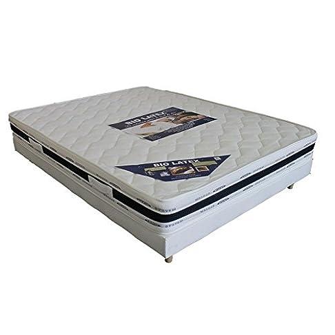 Materasso deluxe, dimensioni: 160 x 200 x 22 cm, gran comfort