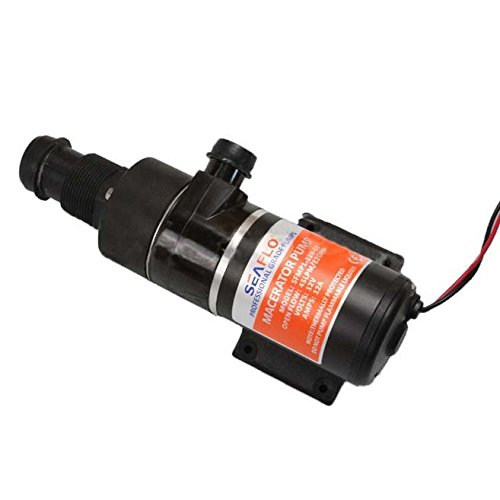 buy 12V 45LPM 12GPM Macerator Sanitation Waste Water Pump Toilet RV Marine Boat for sale