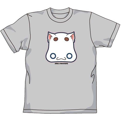 ARIA アリア社長Tシャツ ライトグレー サイズ:M