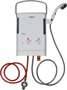 Eccotemp CE-L5 37 mbar Chauffe-Eau portatif instantané à gaz propane / butane Extérieur