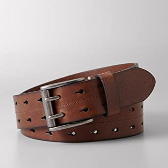 Clarkson Belt Color: BROWN