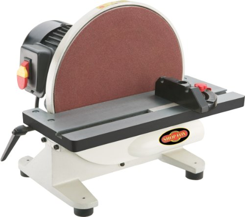Shop Fox W1828 12 Inch Disc Sander Poononononon