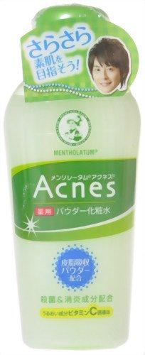 アクネス 薬用パウダー化粧水 120ml