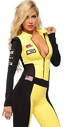 3WISHES 'Fast Lane Costume' Sexy Race Car Driver Costumes for Women