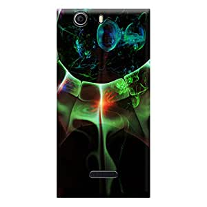 iShell Premium Printed Mobile Back Case Cover With Full protection For Micromax Canvas Nitro 2 E311 (Designer Case)