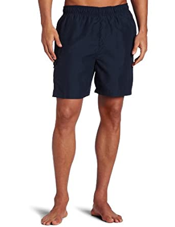 Kanu Surf Men's Havana Trunks, Navy, Large