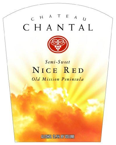 Nv Chateau Chantal Nice Red-Sweet 750 Ml