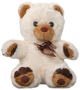 Play n Pets PNP-767C Bear 23cm (Medium), Cream