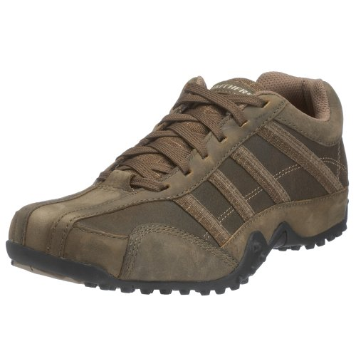 Skechers Urbantrack Tao Stone Brown 60449 STBR 7 UK Regular
