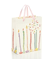 Birthday Candles Medium Bag