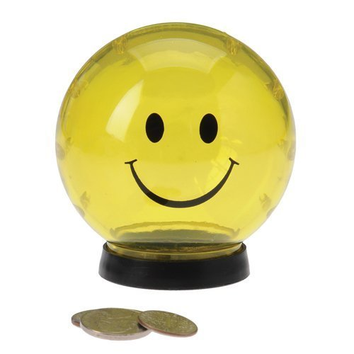 Smiley Face Bank - 1