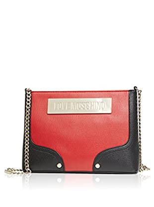 Love Moschino Bolso de mano (Rojo / Negro)