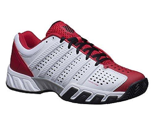 110. K-Swiss Men's Bigshot Lite 2.5 Lighweight Performance Tennis Shoe