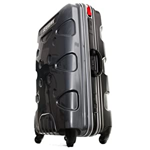 "Seahawk II luggage - wheeled trolley case 29"" (large) charcoal from Mendoza"