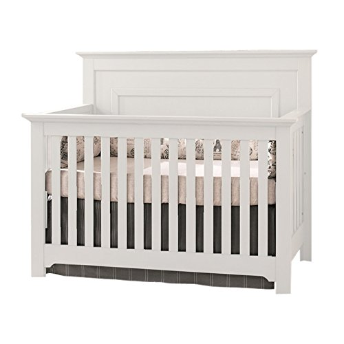 Munire Chesapeake Full Panel Crib, White