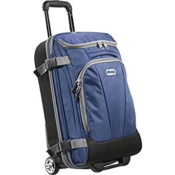 "eBags Mother Lode TLS Mini 21"" Wheeled Duffel (Blue Yonder)"