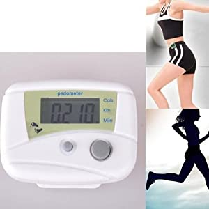 NEEWER® Electronic Pedometer / Step Counter / Calorie Counter