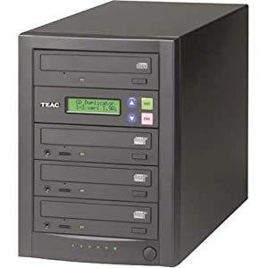 Tascam DVW/D13A/KIT/H/TAS 1X3 Dvd Duplicator With 160G Hdd