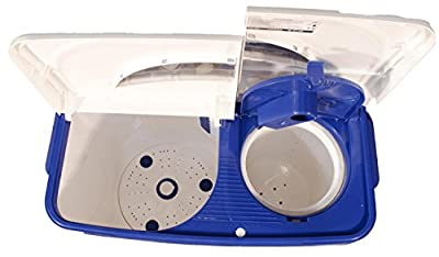 Kelvinator KS7215NB-FKA Semi-automatic Top-loading Washing Machine (7.2 Kg, Blue)