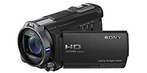 Sony HDRCX730 Full HD Camcorder - Black(24.1MP, 3 inch LCD Screen, 17x Extended Zoom)