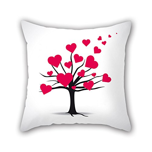 NICEPLW Love Throw Cushion Covers ,best For Bedding,bedroom,kids Room,father,office,family 20 X 20 Inches / 50 By 50 Cm(both Sides) (Rim Seat Sex compare prices)