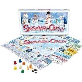 Snowman Opoly