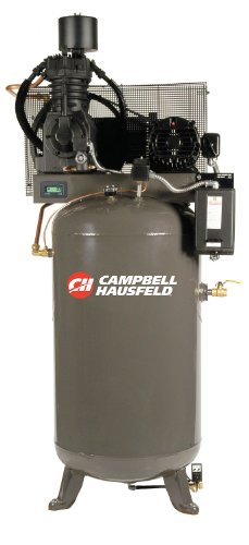 Campbell Hausfeld Electric Air Compressor, 2 Stage