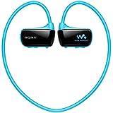 Sony NWZ-W273S kabelloser Sport-Walkman (4GB Speicher) blau