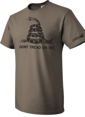 Coyote Don'T Tread On Me T-Shirt - Xl