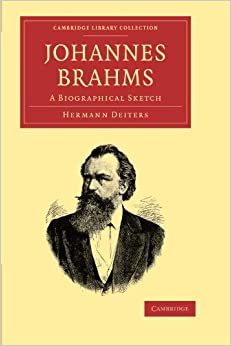 biographical sketch of johannes brahms Johannes brahms, a biographical sketch by dr hermann deiters tr with additions, by rosa newmarch ed with a preface by js fuller maitland.