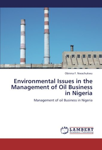 thesis on environmental management in nigeria Postgraduate programmes of the institute: phd in environmental control and management - (phd) executive master of environmental management - (mem.
