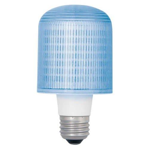 Tcp Lt20Bl Led Light Bulb T20 Indicator Light 120V 2700-Kelvin, Blue