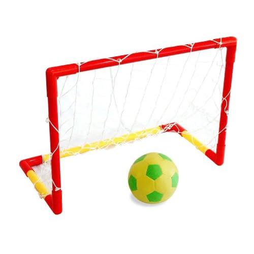 Amazon.com: Gamenamics Sponge Bugs SP125 Fun Soccer Set