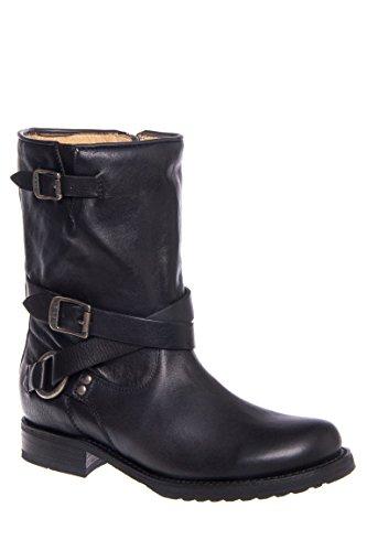 Veronica Criss-Cross Short Boot