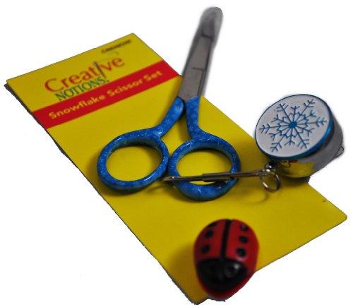 Snowflake Scissor Set front-363384