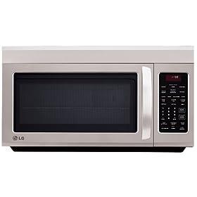 LG OTR 1.8 CF 1100-Watt Microwave, SS