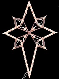 22″ Lighted Star of Bethlehem Christm…